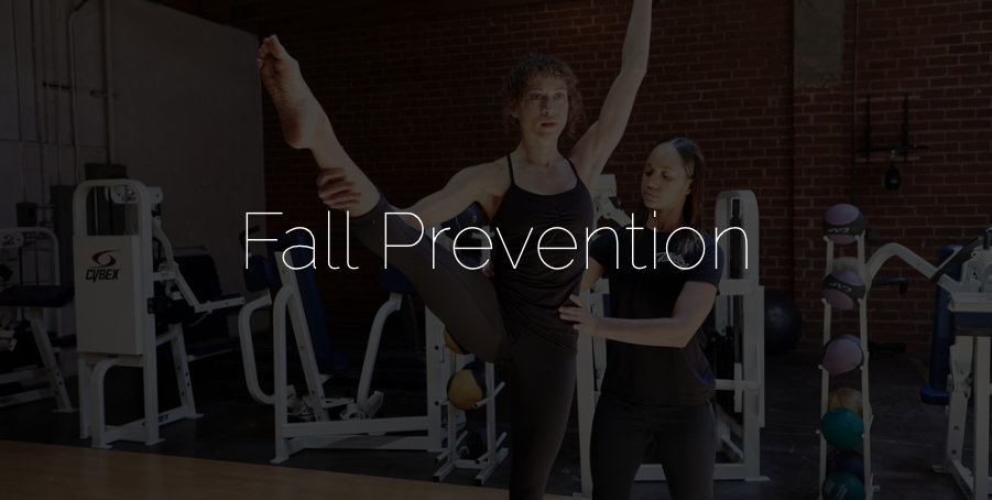 Balance and Fall Prevention Therapy