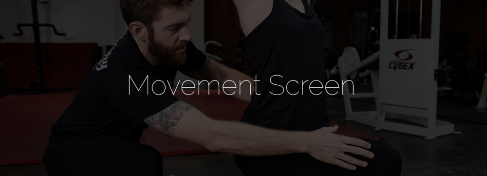 Movement Screen