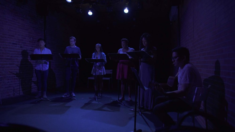 The Lamplighter (Staged Concert/Reading) , June 2018