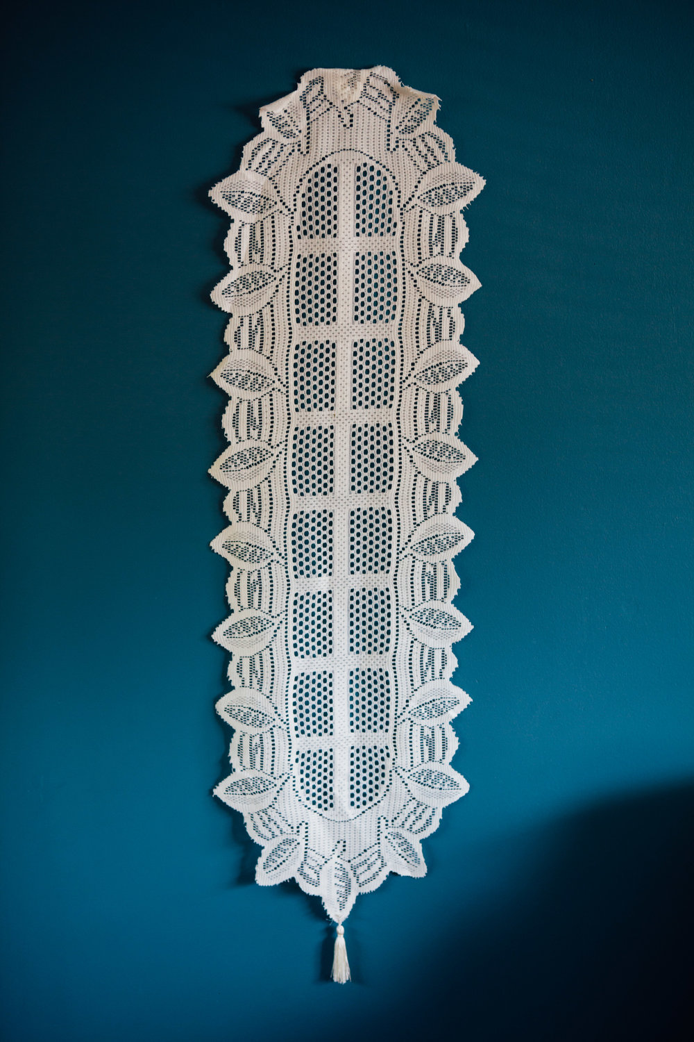 10 Lace Table Runners - 13x45""