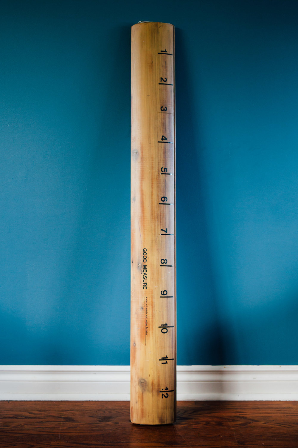 Vintage Measuring Stick