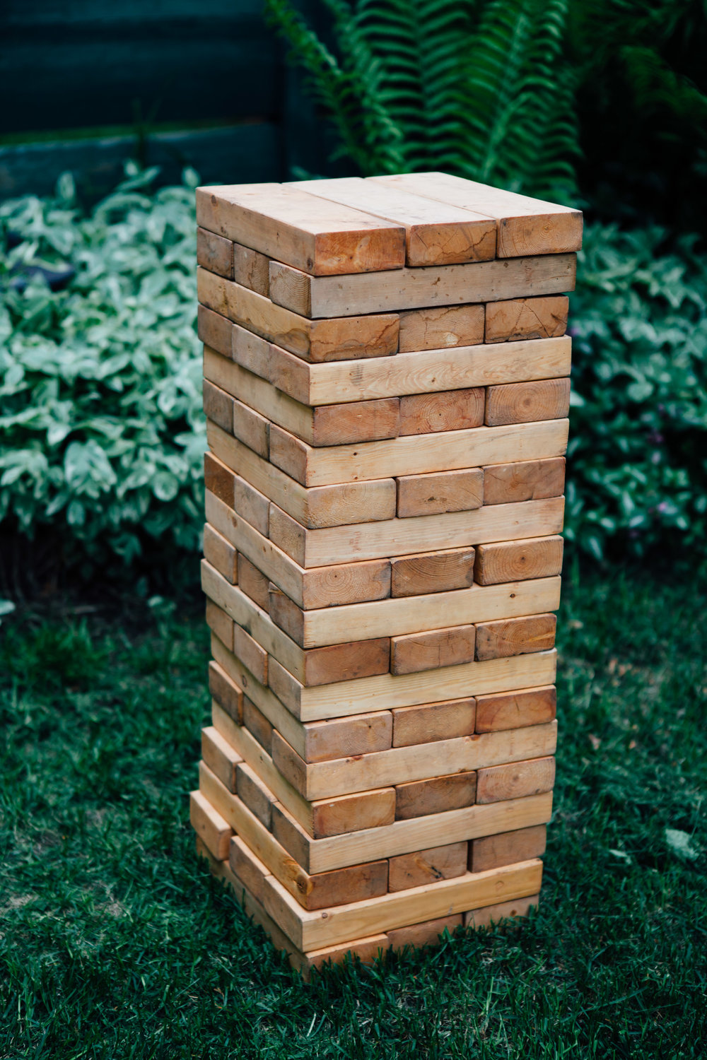 Medium Sized Jenga