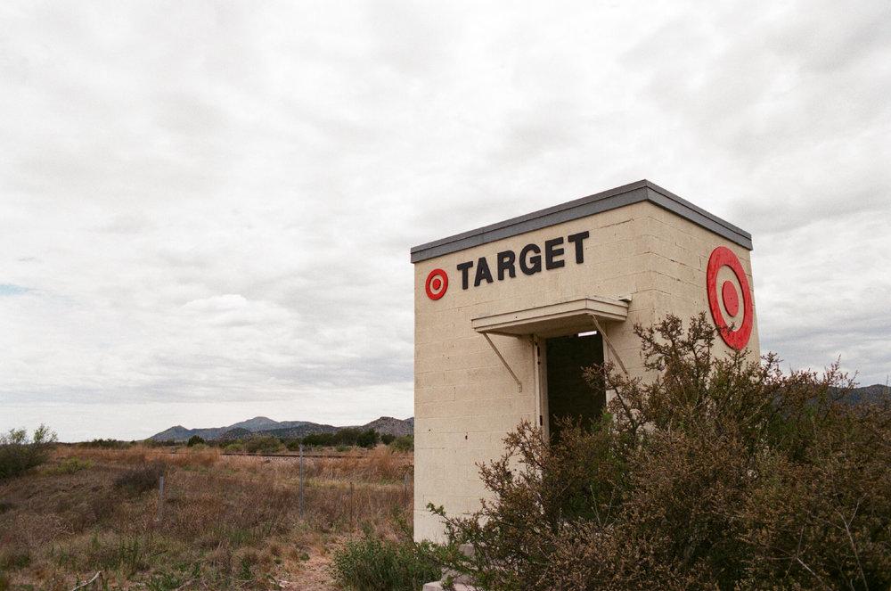 Target, Marathon, TX