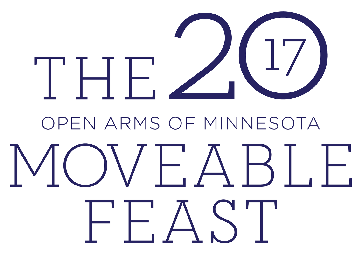Open Arms Moveable Feast