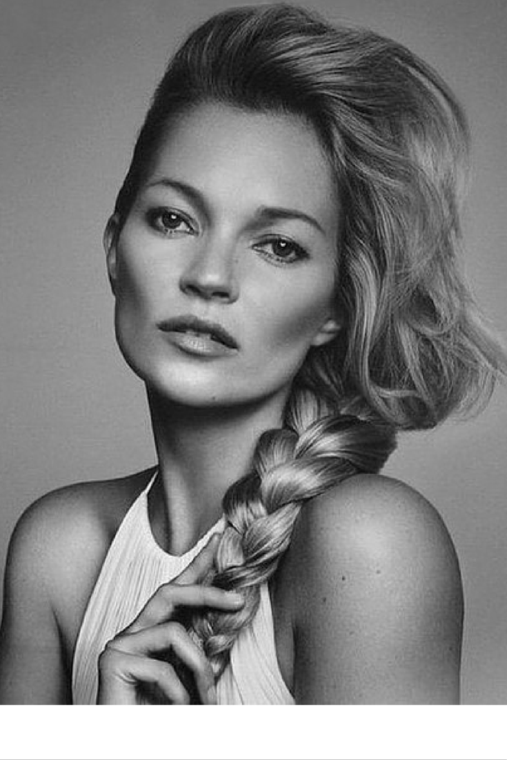 sneakers and pearls, iconic faces of fashion, top models, always in fashion, braids, trending now, fashion, Kate Moss, stylerain.png