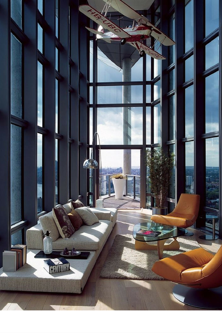 sneakers and pearls, open spaces to live in, orange chairs give life to neutral tone rooms, trending now, misszeit.png