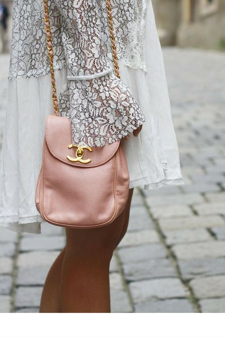sneakers and pearls,street stylle,team up a  white lace dress with pastel details for a feminine touch, trending now, ellewatmough.png
