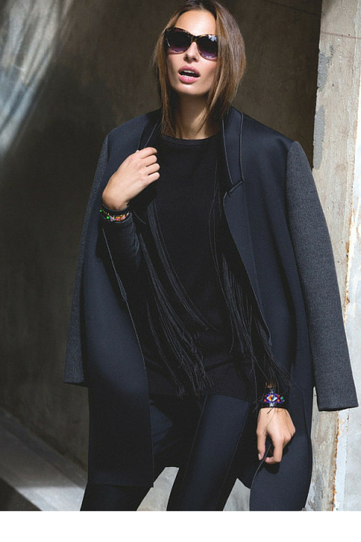 sneakers and pearls, total black oufit exudes mystery, trending now, lovely--delight.png