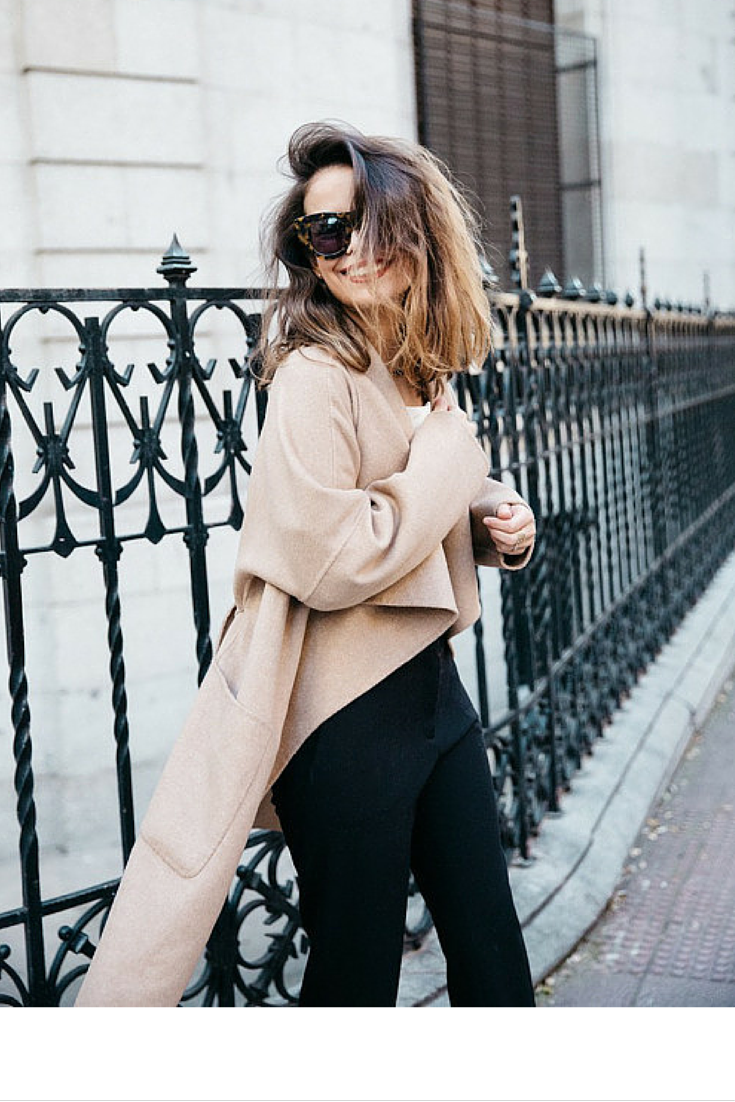 sneakers and pearls, street style, waterfall coat over any outfit will give it a fashionable edge, trending now, Ellewatmough.png