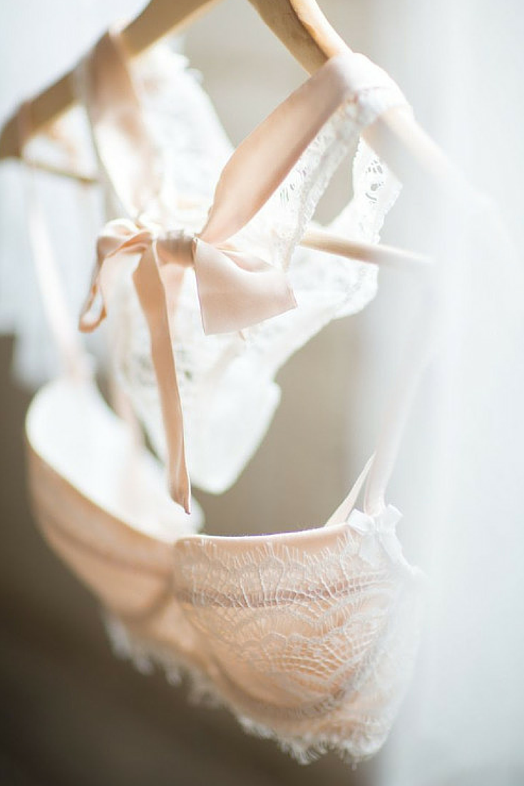 sneakers and pearls, sexy bras, romantic bras, pink lace bra with a satin bow, trending now, whatareyoulookingatbitch.png