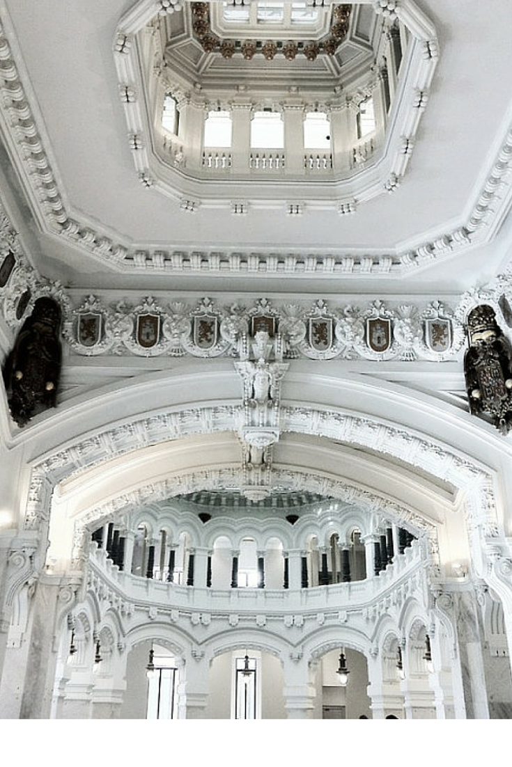 CEILINGS WITH HISTORY