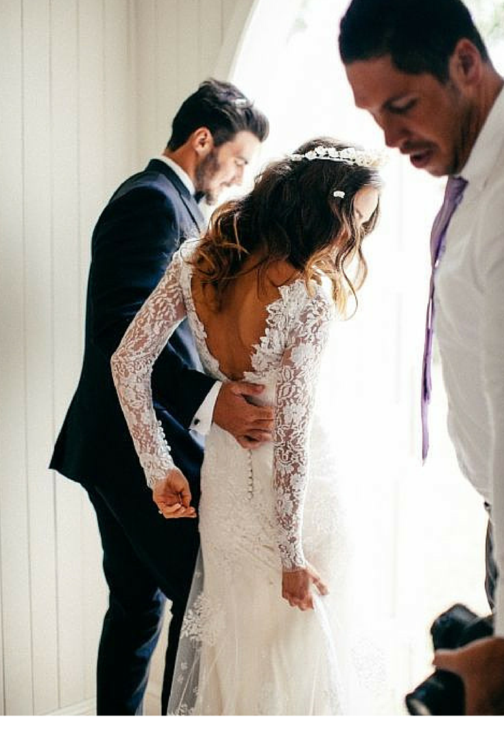 WEDDING DRESSES TO TAKE YOUR BREATH AWAY