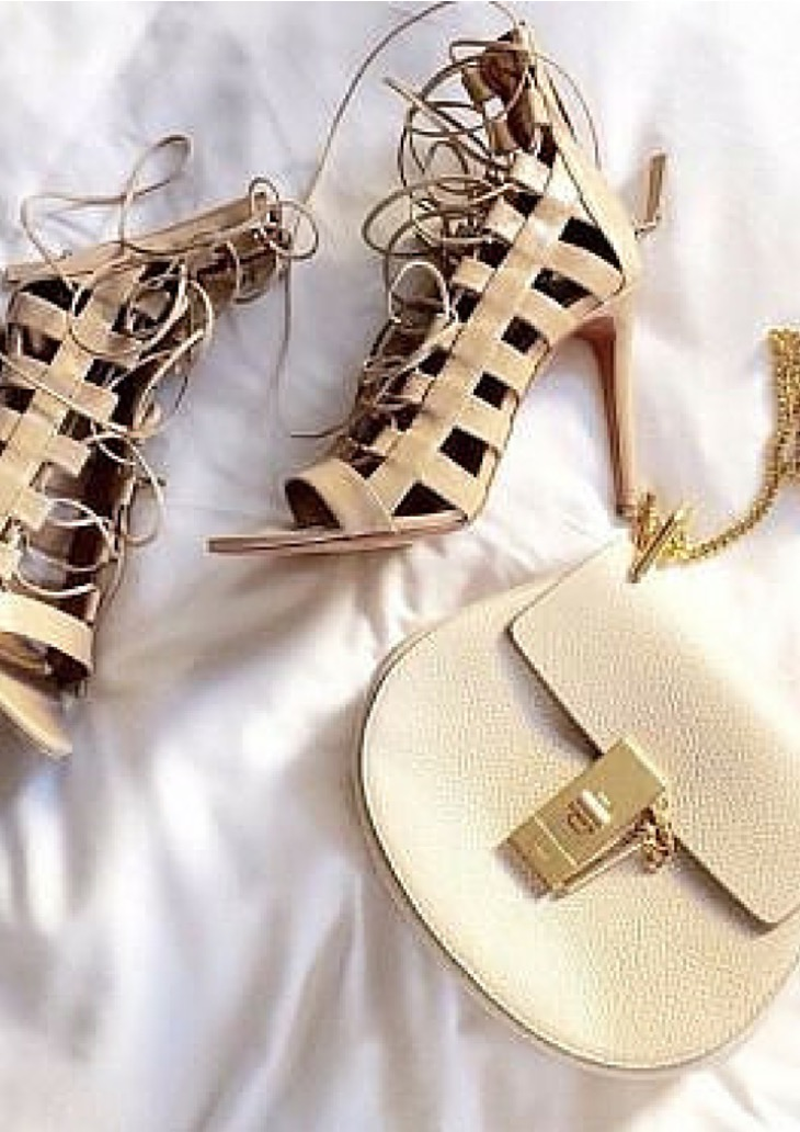 sneakers and pearls, chloe handbag, aquazzura heels, trending now.JPG