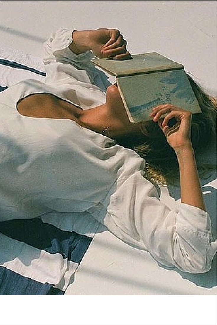 sneakers and pearls, beach life, relax with a book at the beach, trending now.jpg