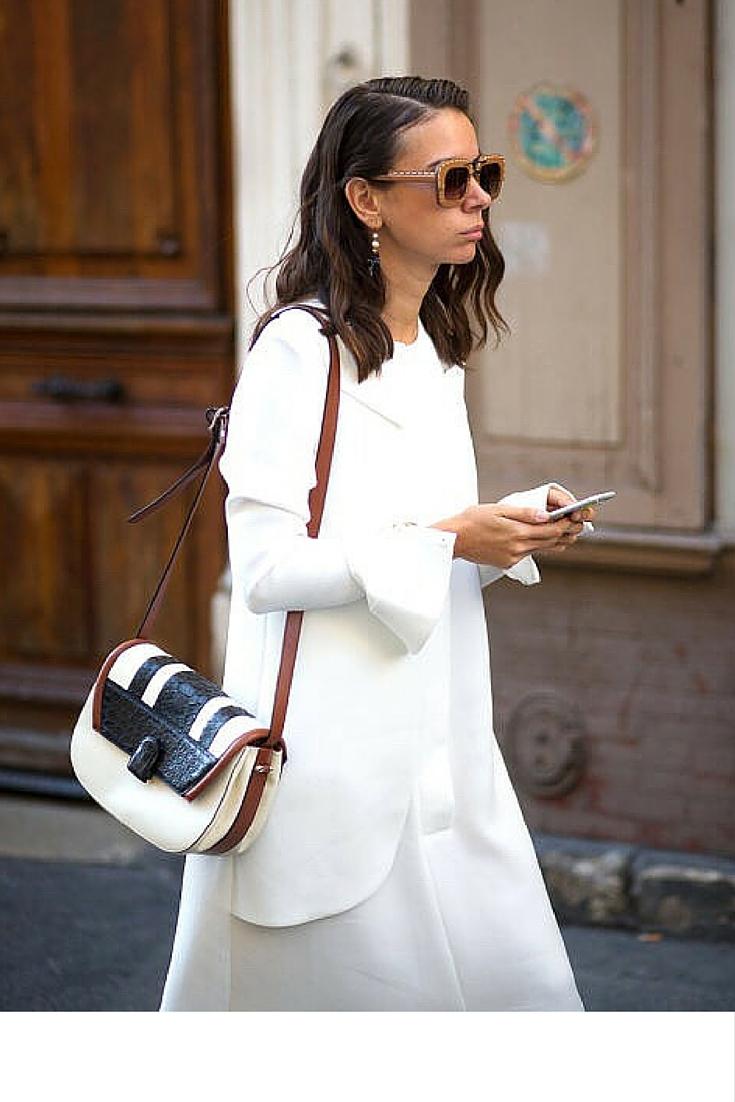 sneakers and pearls, street style, casual yet elegant look, total white look, trending now, uh la la land.jpg