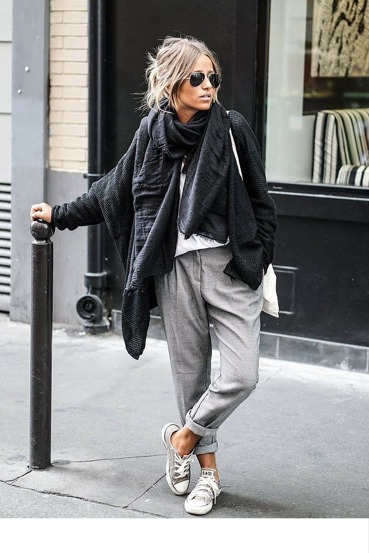 sneakers and pearls, streetstyle, the art of layering, trending now.jpg