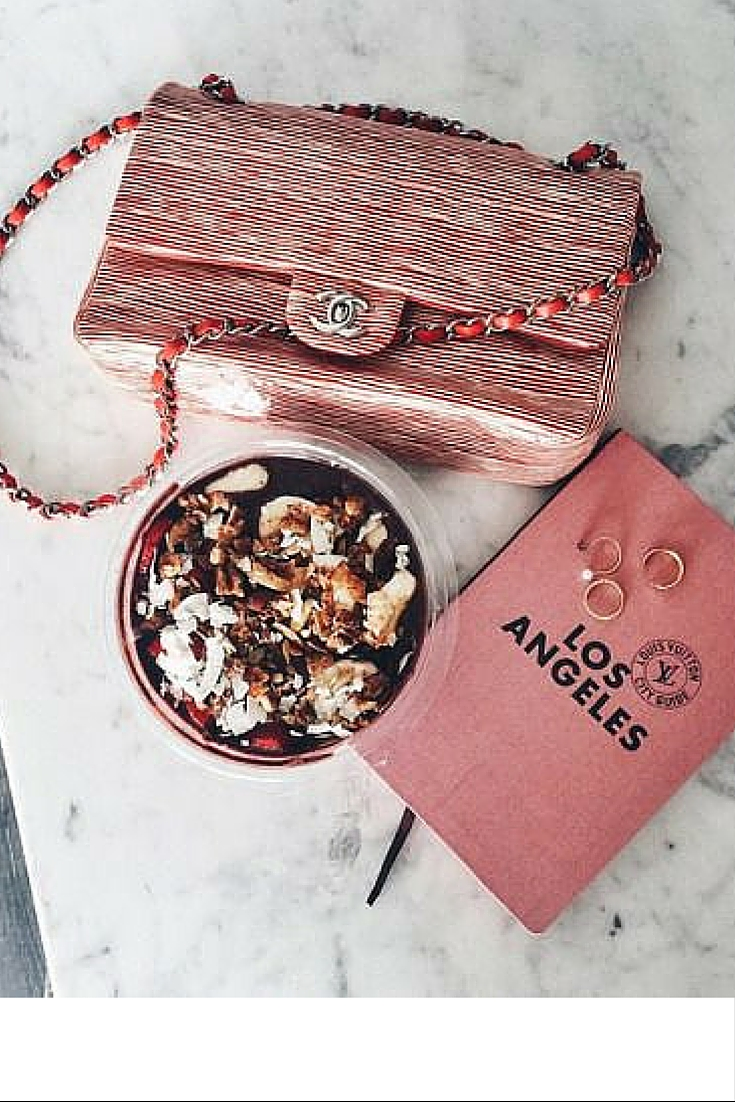 sneakers and pearls, acai bowl, chanel bags, los angeles guide, trending now.jpg