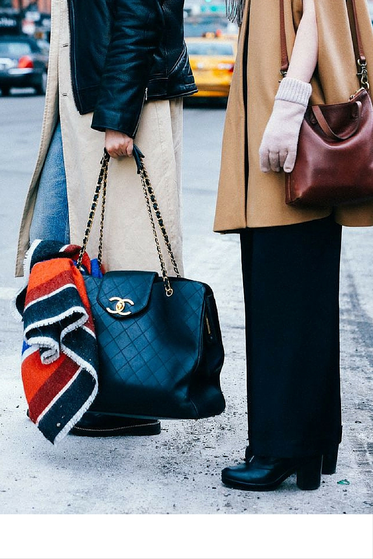 sneakers and pearls, street style, the art of layering, chanel tote bag, casual office wear, trending now..jpg