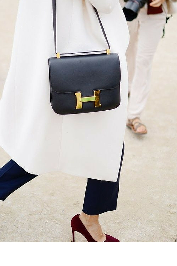 sneakers and pearls, street style, hermes handbag, trending now..jpg