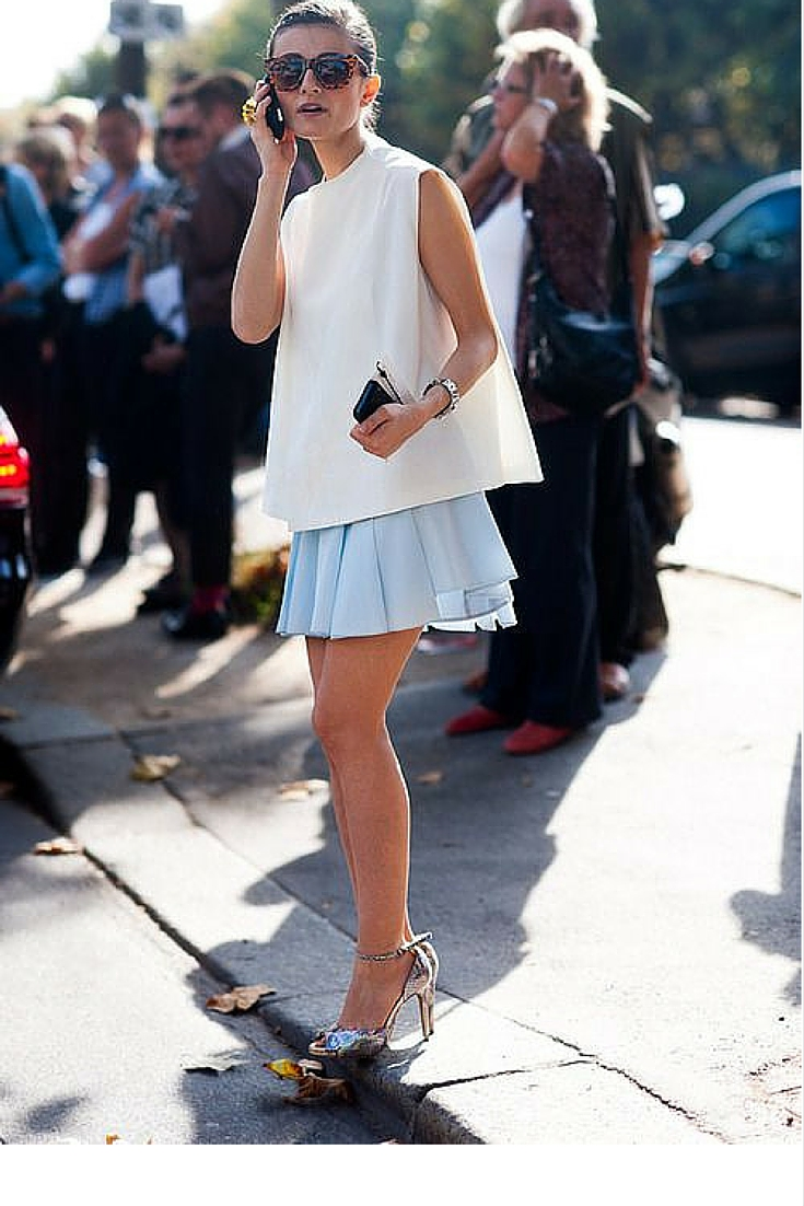 sneakers and pearls, street style, casual office wear, trending now..jpg