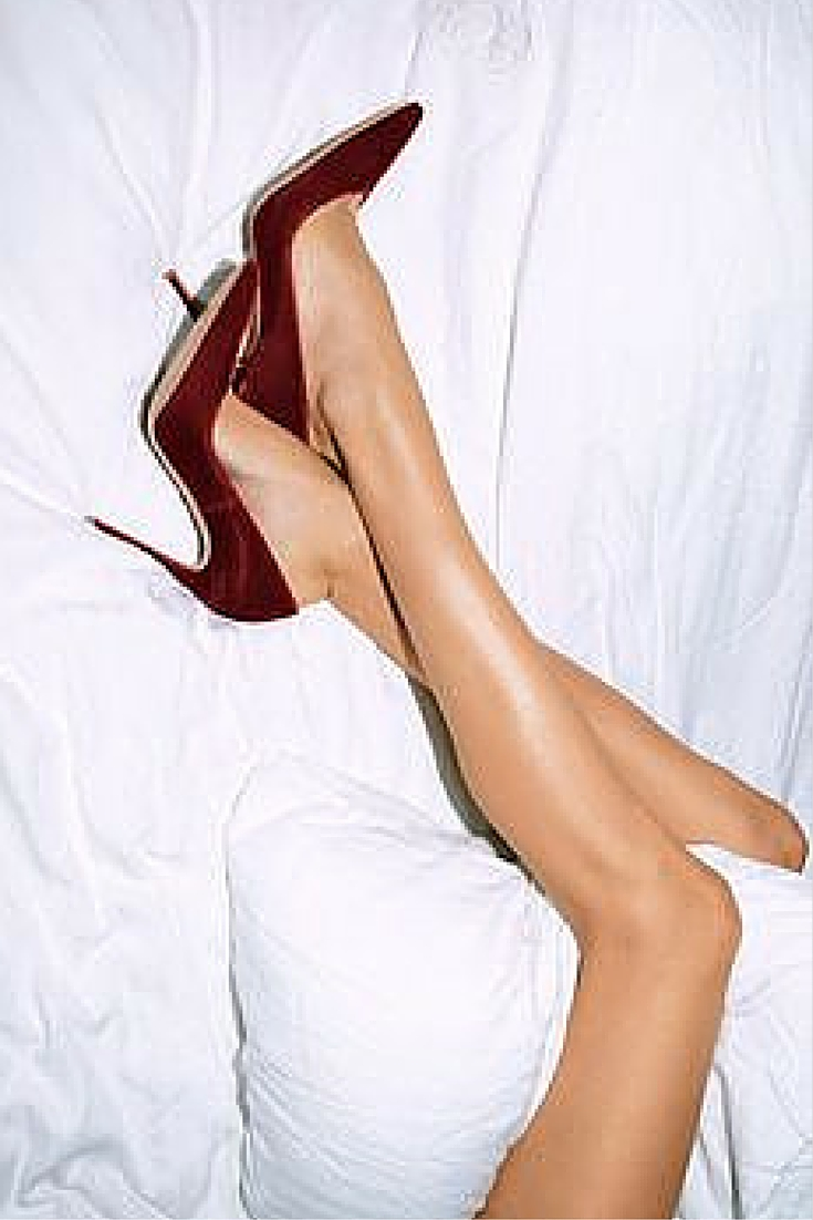sneakers and pearls, love for shoes, burgundy pumps, trending now.jpg