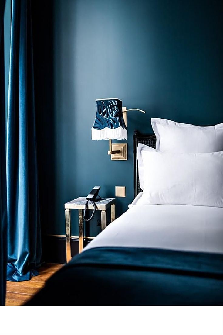 sneakers and pearls, boutique hotels, blue room, elegance is an atittude, trending now.jpg