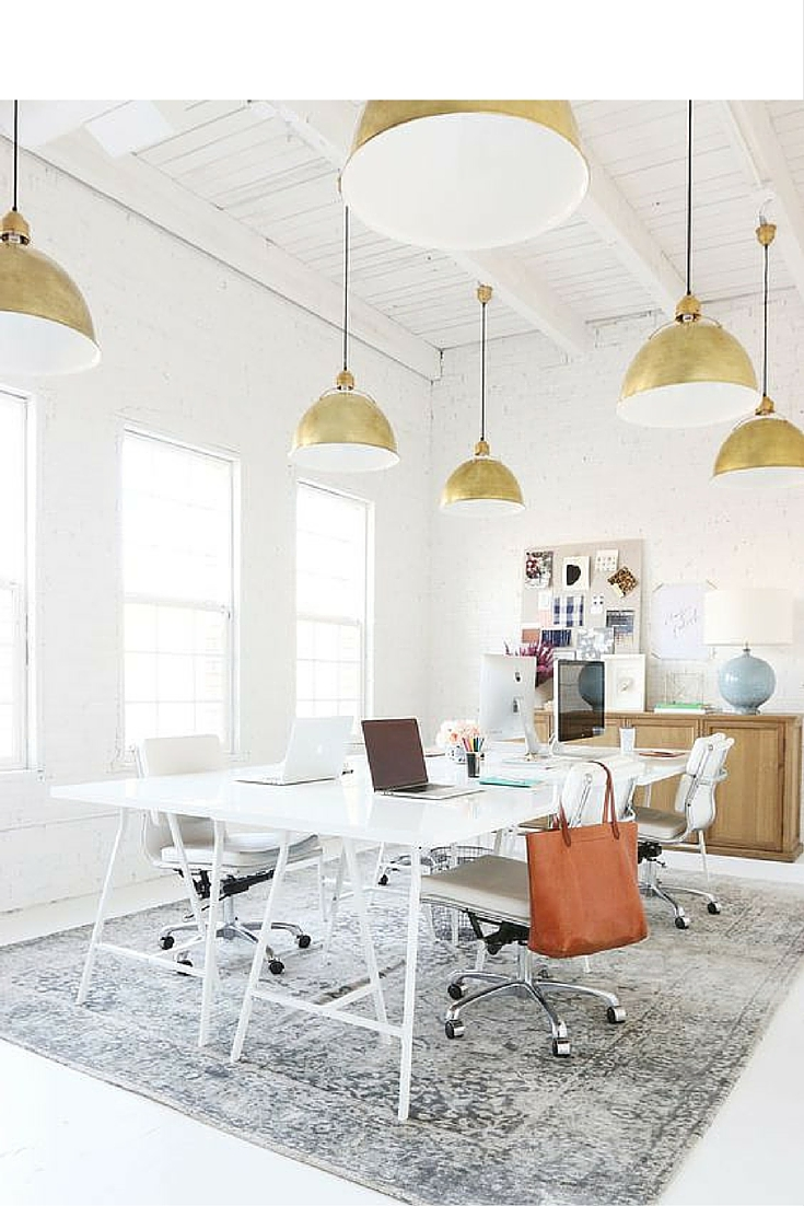 sneakers and pearls, offices that make you want to work, always trending.jpg
