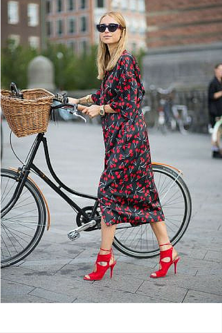 sneakers and pearls, street style, office wear, cycling in the city with silk dresses and heels, always trending.jpg