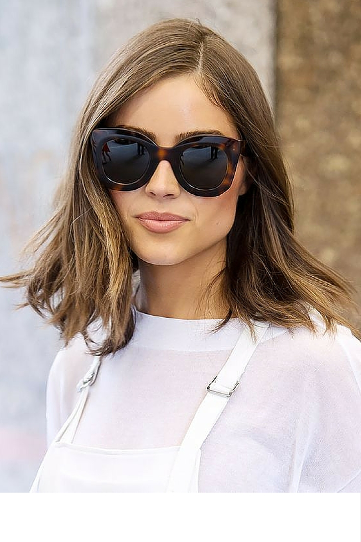sneakers and pearls, hairstyle that makes your face look thinner, celine sunglasses, natural make up, trending now.jpg