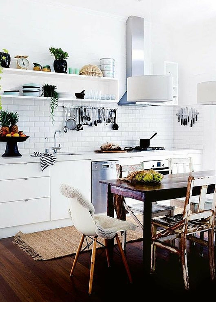 sneakers and pearls, modern kitchens, trending now.jpg