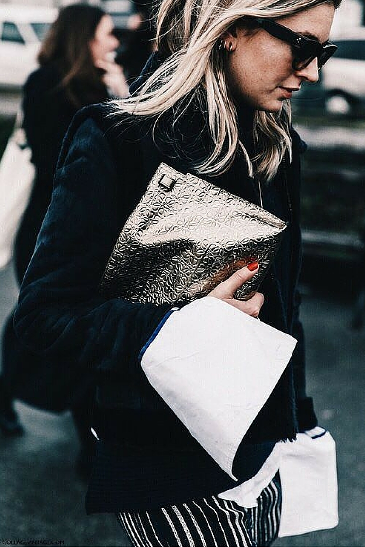 sneakers and pearls, street style, wear a white shirt and leave the cuffs coming out the sleevs of your jacket, trending now.jpg