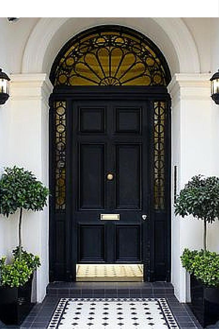 sneakers and pearls, elegant home entrances, always trending.jpg