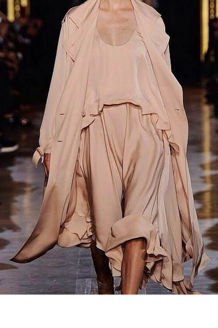 sneakers and pearls, dreams in progress, nude silk ensemble straight of the runway, trending now.jpg