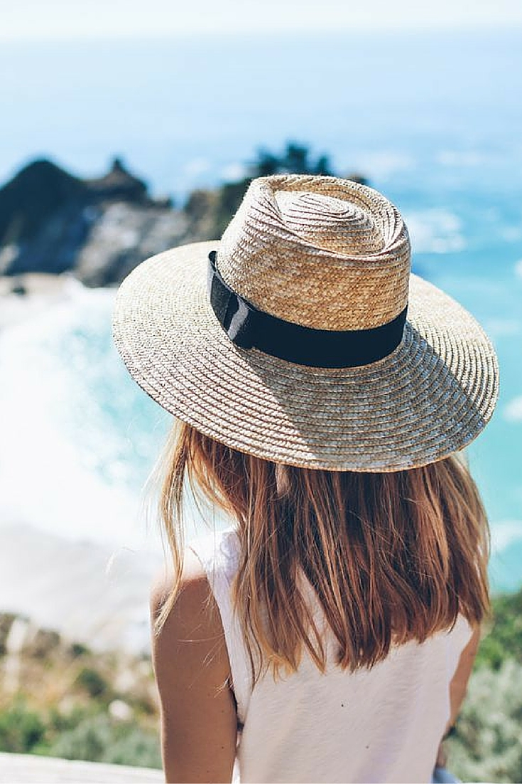 neakers and pearls, summer, beach life, round raffia summer hat, trending now.jpg
