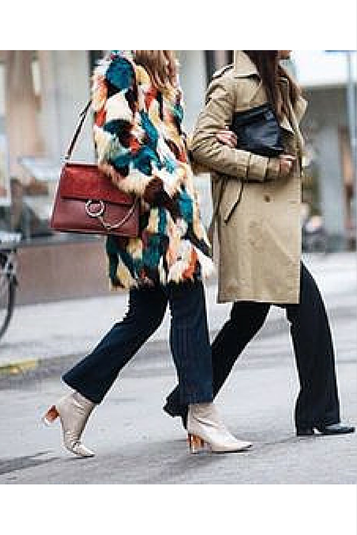 sneakers and pearls, street style, girls gang, mix and match your jeans with cool statement coats, trending now.jpg