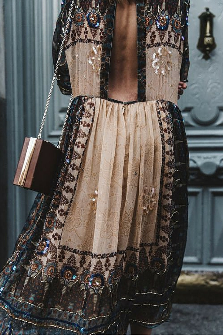 sneakers and pearls, Valentino dress, bohemian chic, trending now.jpg