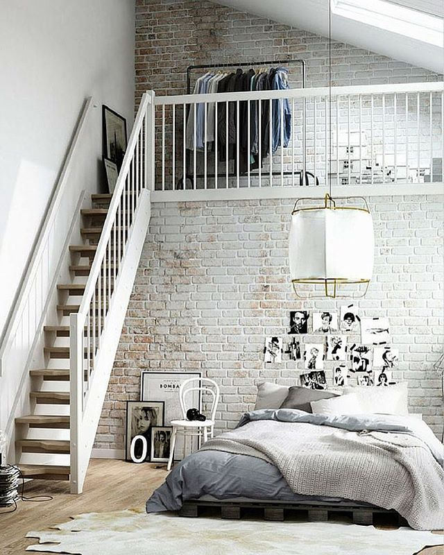Spaces that make you want to stay home! Unknown source 🙃 #loft #studio #love #light #modern #lifestyle #life #spaces #greatideas #architecture #inspo #design #creative #art #interiordesign #decor #beautiful #inspiration #living #zen