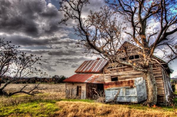 Texas Hwy 6, Robertson Co. |   Rick Duhrkopf