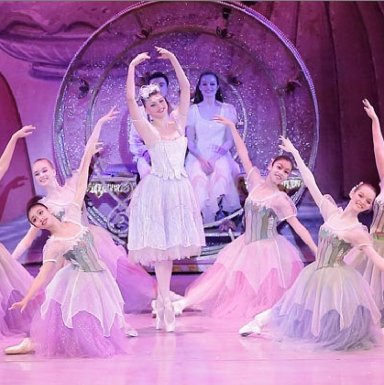 Photo Courtesy of Waco Symphony Orchestra and Events in Waco.  Waco Symphony Orchestra hosts The Nutcracker on Dec. 9.