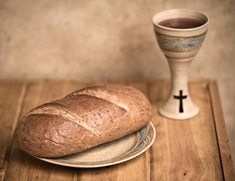 Communion Burning Point Ministries