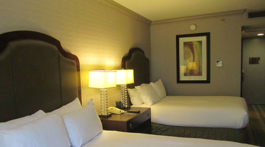 Hilton Westchester Guestroom