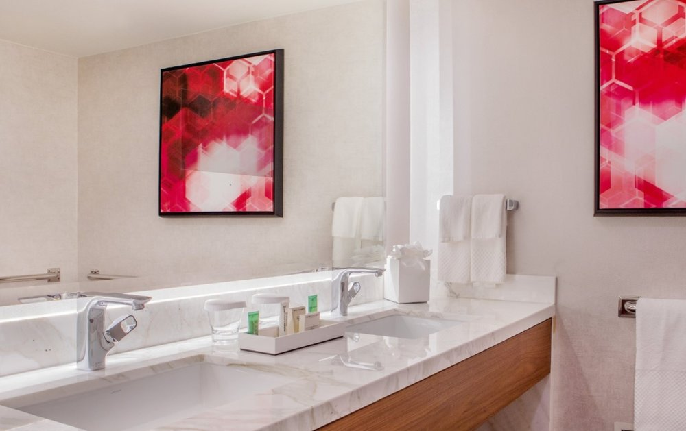Miami Hilton guestoom art - bathroom.jpg