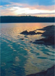Photo from Silent Lake Provincial Park on Pinterest