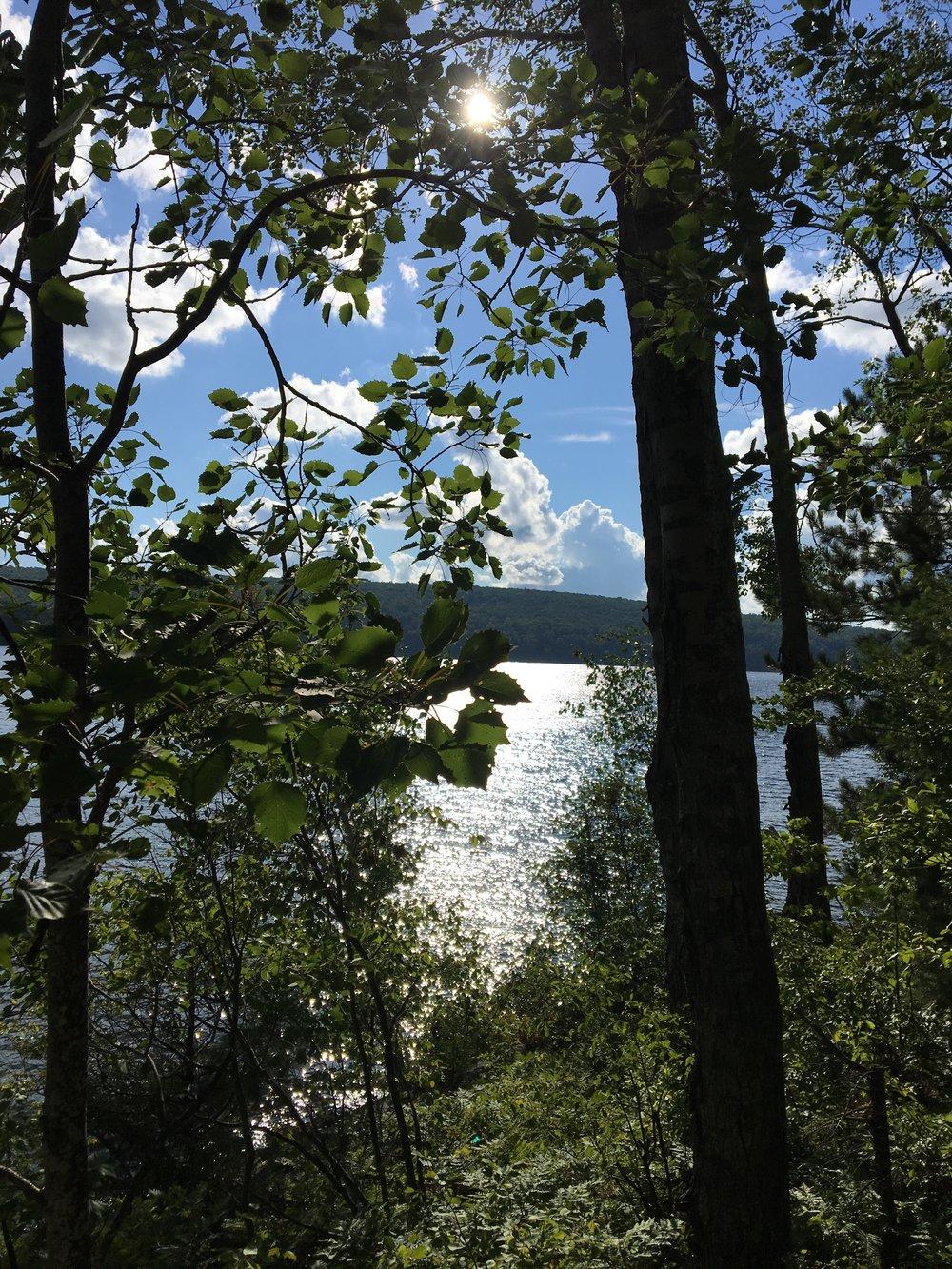 Papineau Lake