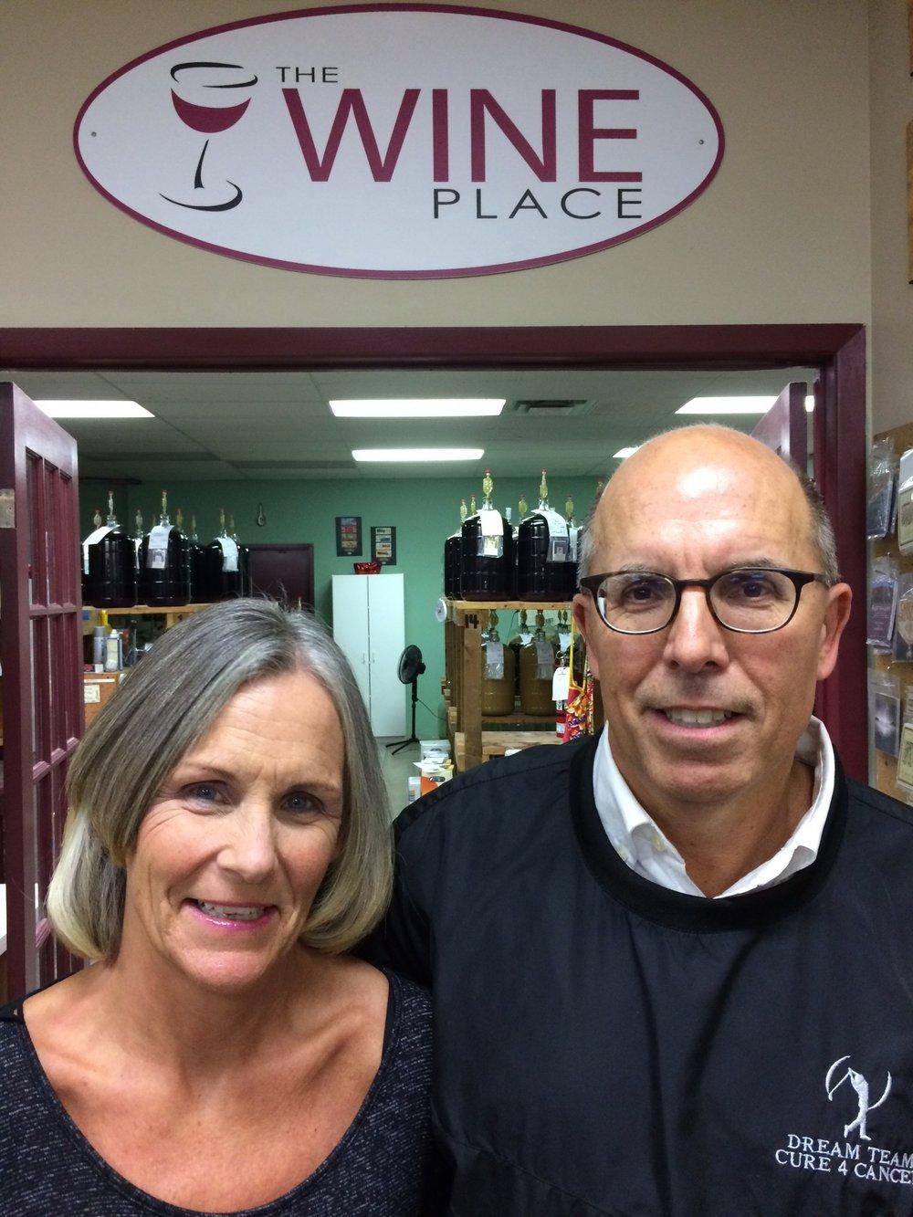 Steve and Eve Johnson