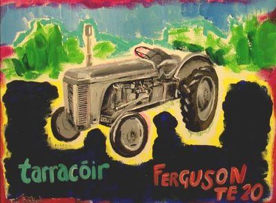 I Dream Of Tractors: The Ferguson TE20
