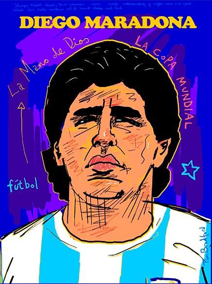Diego Maradona - Shanty Town Shaman.jpg