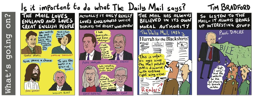 Copy of Is it important to do what The Daily Mail says? - 27/1/17