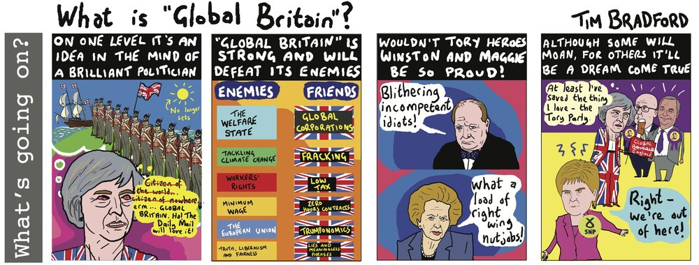 """What is """"Global Britain""""? - 20/01/17"""