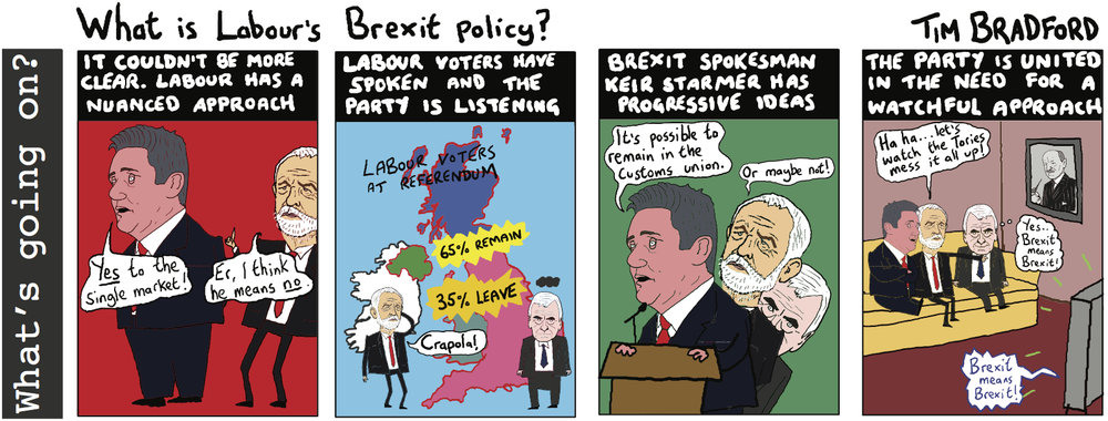 What is Labour's Brexit policy? - 26/09/17